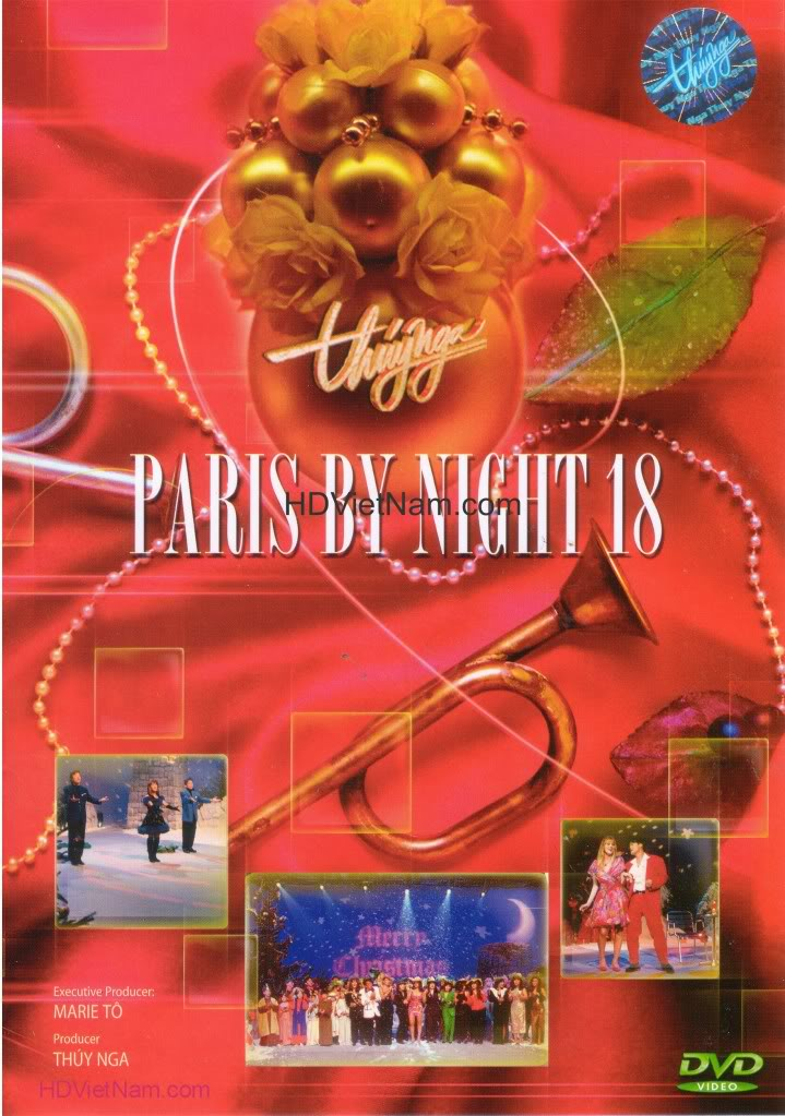 Thuy Nga Christmas 2020 TN018   Paris By Night 18 Merry Christmas   Phim HD   Thúy Nga